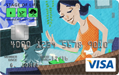 Apply for a Stage of Life Visa Card