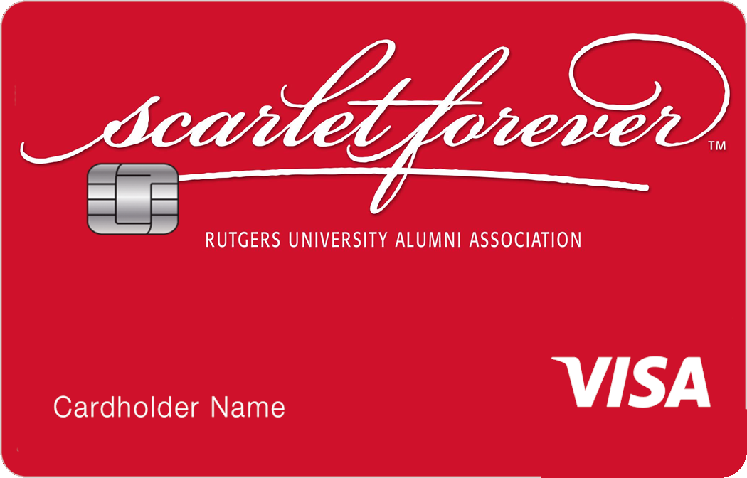 Rutgers University Alumni Association Credit Card